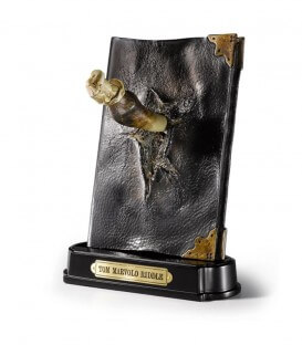 Basilisk Tooth and Tom Riddle Diary