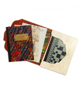 Set of 20 Hogwarts Series postcards