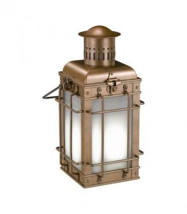 Lanterne de Rubeus Hagrid,  Harry Potter, Boutique Harry Potter, The Wizard's Shop