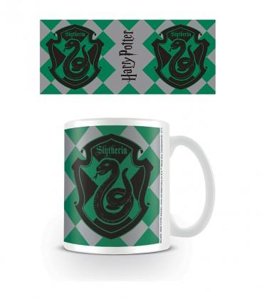 Mug Ecusson Serpentard,  Harry Potter, Boutique Harry Potter, The Wizard's Shop