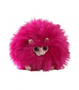 Small Pink Boursouflet soft toy