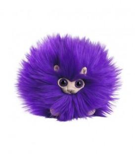 Small plush Boursouflet Purple