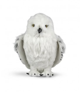 Peluche Hedwige Collector,  Harry Potter, Boutique Harry Potter, The Wizard's Shop