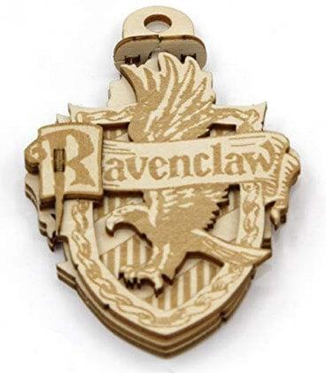 Ravenclaw HP Wood Decoration
