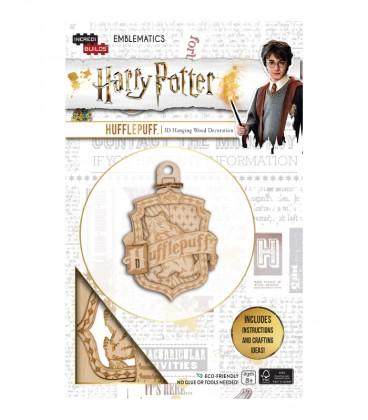 Décoration en bois Poufsouffle,  Harry Potter, Boutique Harry Potter, The Wizard's Shop