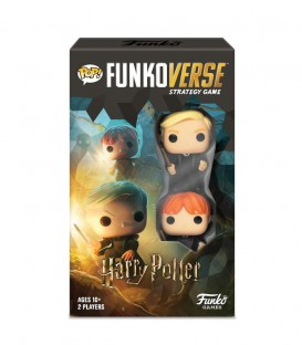 Funkoverse Extension Strategy Game Harry Potter