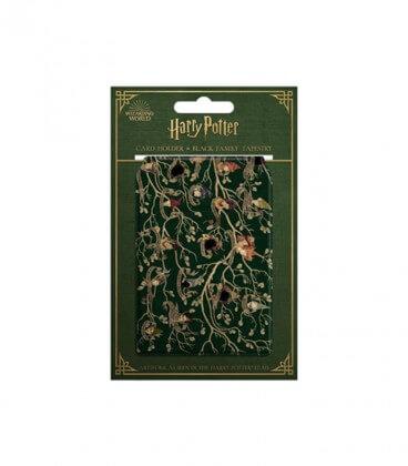 Porte Cartes Tapisserie de la Famille Black,  Harry Potter, Boutique Harry Potter, The Wizard's Shop