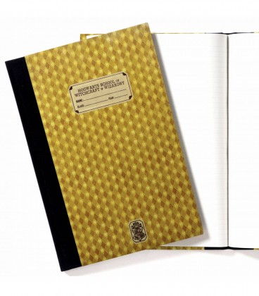 Hufflepuff Replica Exercise Book Notebook