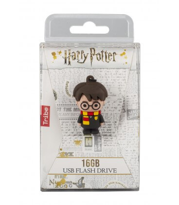 Clé USB Tribe 3D 16 GO Harry Potter,  Harry Potter, Boutique Harry Potter, The Wizard's Shop