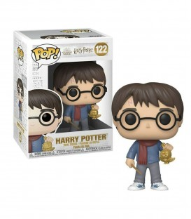 Figurine POP! Holiday Harry Potter n°122