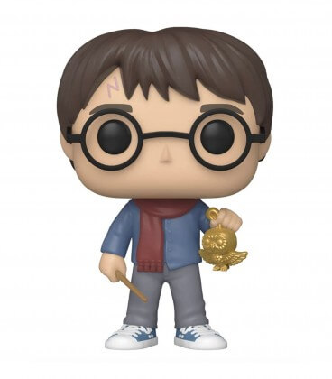 Figurine POP! Holiday Harry Potter n°122,  Harry Potter, Boutique Harry Potter, The Wizard's Shop