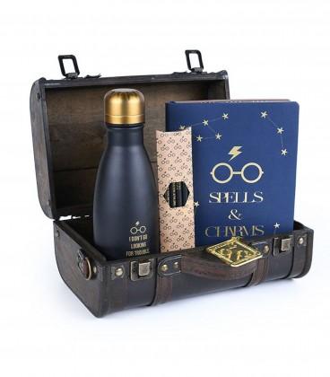 Valise Coffret Cadeau Premium Harry Potter,  Harry Potter, Boutique Harry Potter, The Wizard's Shop