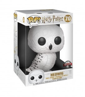 Figurine POP! N°70 Hedwige 26 cm,  Harry Potter, Boutique Harry Potter, The Wizard's Shop
