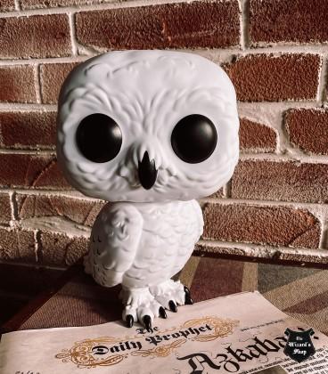 Figurine POP! N°70 Hedwige 26 cm,  Harry Potter, Boutique Harry Potter, The Wizard's Shop