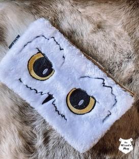 Hedwig Fluffy Pencil Case