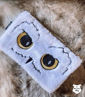 Trousse Hedwige Fluffy Harry Potter,  Harry Potter, Boutique Harry Potter, The Wizard's Shop