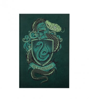 Slytherin Notebook 128 pages