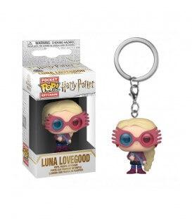 Mini POP! Porte Clés Luna Lovegood,  Harry Potter, Boutique Harry Potter, The Wizard's Shop