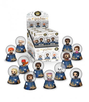 Mini POP! Boule à Neige Mystère,  Harry Potter, Boutique Harry Potter, The Wizard's Shop