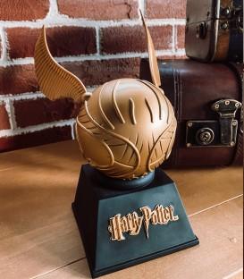 Tirelire Vif d'or Harry Potter,  Harry Potter, Boutique Harry Potter, The Wizard's Shop