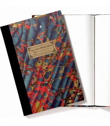 Réplique du cahier d'exercices de Poudlard - livre 1,  Harry Potter, Boutique Harry Potter, The Wizard's Shop