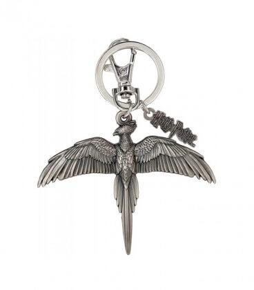 Porte-clés Fumseck,  Harry Potter, Boutique Harry Potter, The Wizard's Shop