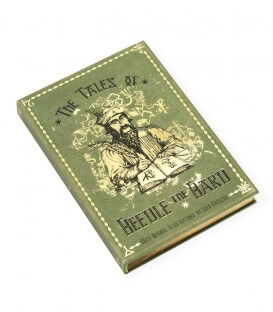 Carnet Journal - The Tales of Beedle the Bard