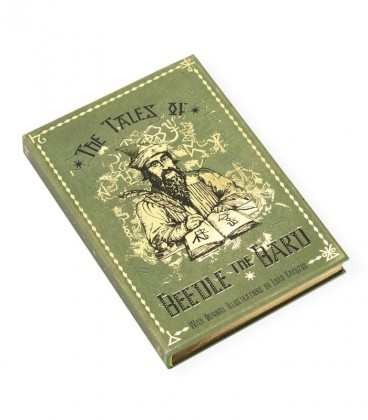Carnet Journal - The Tales of Beedle the Bard,  Harry Potter, Boutique Harry Potter, The Wizard's Shop