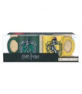 Set Expresso Serpentard Poufsouffle,  Harry Potter, Boutique Harry Potter, The Wizard's Shop