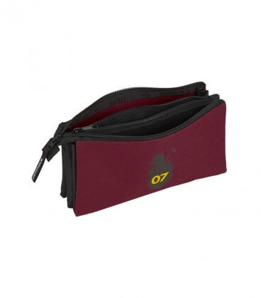 Gryffindor two-hole pencil case