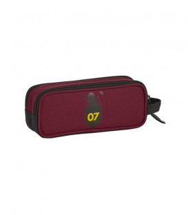 Gryffindor double compartment pencil case