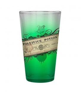 Polyjuice Potion Glass
