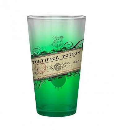 Glass Polyjuice Potion