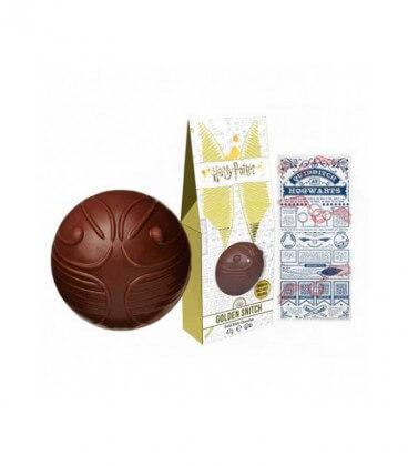 Vif d'Or chocolat au lait,  Harry Potter, Boutique Harry Potter, The Wizard's Shop
