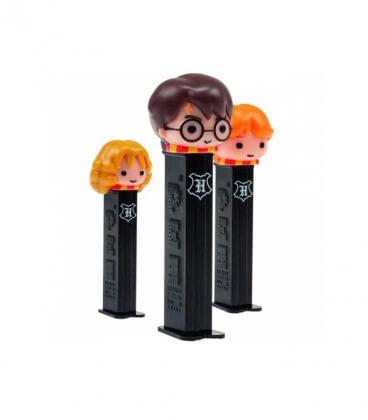 Distributeur et Bonbons PEZ Harry Potter Mystère,  Harry Potter, Boutique Harry Potter, The Wizard's Shop