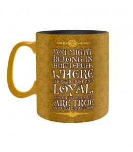 Tall Hufflepuff Mug