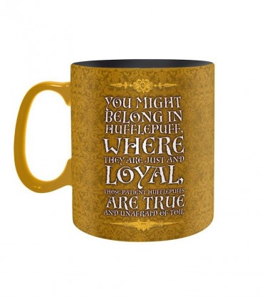 Grand Mug Poufsouffle,  Harry Potter, Boutique Harry Potter, The Wizard's Shop