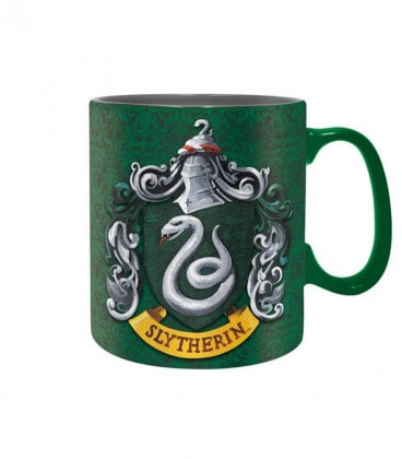 Grand Mug Serpentard,  Harry Potter, Boutique Harry Potter, The Wizard's Shop