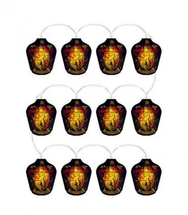 Guirlande 2D Gryffondor Harry Potter,  Harry Potter, Boutique Harry Potter, The Wizard's Shop
