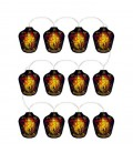 Gryffindor Harry Potter 2D String Light