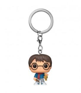 Mini POP! Porte-clés Harry Potter Holiday,  Harry Potter, Boutique Harry Potter, The Wizard's Shop