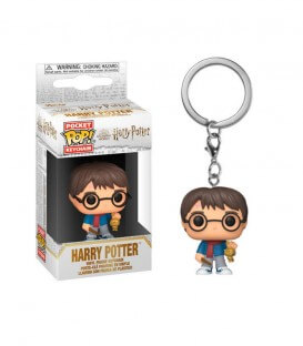 Mini POP! Porte-clés Harry Potter Holiday
