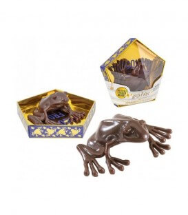 Réplique Chocogrenouille à Collectionner,  Harry Potter, Boutique Harry Potter, The Wizard's Shop