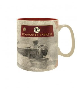 Mug 9 3/4,  Harry Potter, Boutique Harry Potter, The Wizard's Shop