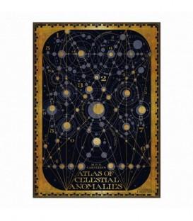 Poster Atlas des Anomalies Célestes,  Harry Potter, Boutique Harry Potter, The Wizard's Shop