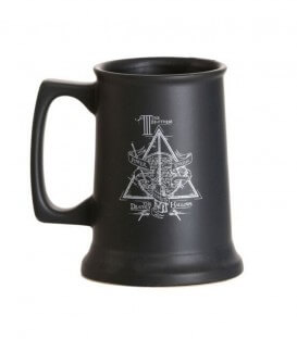 Mug Emblème Poudlard Deluxe,  Harry Potter, Boutique Harry Potter, The Wizard's Shop
