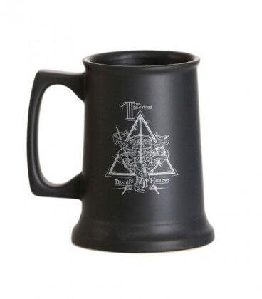 Mug Emblème Poudlard Deluxe,  Harry Potter, Boutique Harry Potter, The Wizard's Shop