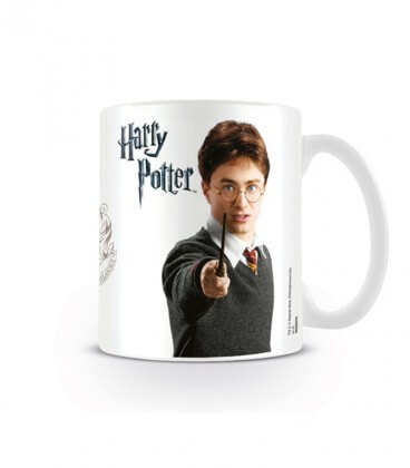 Mug Harry Potter,  Harry Potter, Boutique Harry Potter, The Wizard's Shop