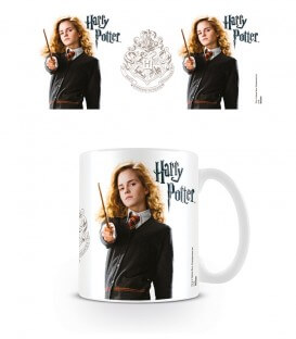 Mug Hermione Granger,  Harry Potter, Boutique Harry Potter, The Wizard's Shop