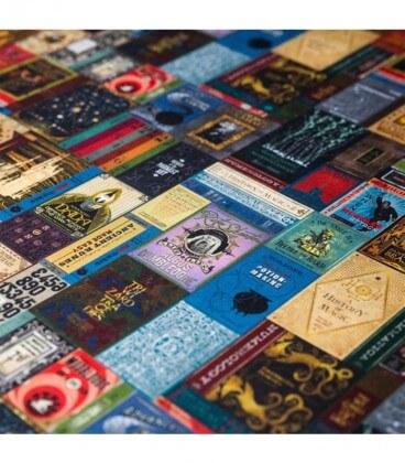 Papier Cadeau - Couvertures de livres harry potter,  Harry Potter, Boutique Harry Potter, The Wizard's Shop